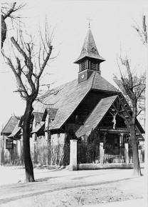 """Erlöserkirche """"Am Schüttel"""", 1926"""