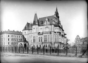 Böcklinstraße 39, Villa Liechtenstein, 1891