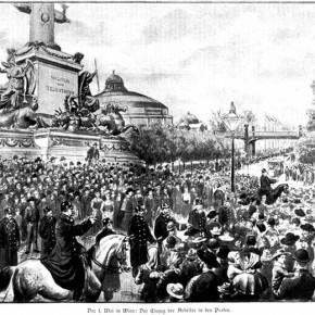 Prater, 1. Mai 1896