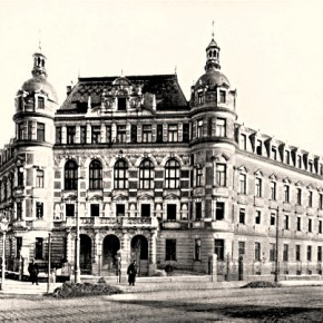 Blindeninstitut, ca. 1900