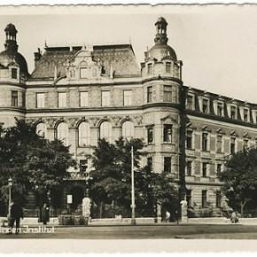 Blinden-Institut, um 1930