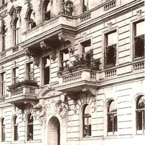 Böcklinstraße 94, um 1925