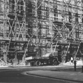 Renovierung Böcklinstraße 94, 1965