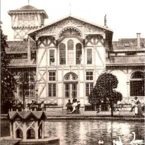 Restaurant Konstantinhügel, 1905
