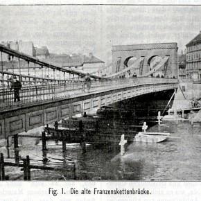 Franzensbrücke, vor 1898