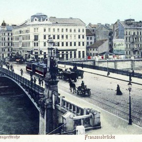 Franzensbrücke, ca. 1910