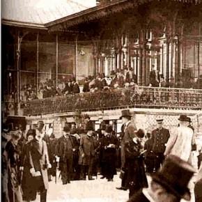 Freudenau, 1905