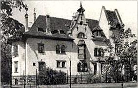 Villa Harnoncourt, ca. 1955