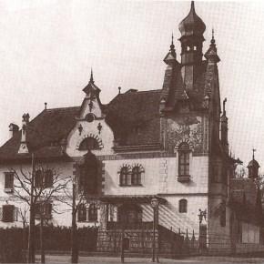 Villa Harnoncourt, 1891