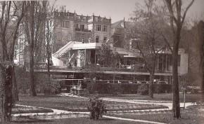 Gästehaus Villa Hériot (Baustelle), Rustenschacherallee 30, 1932