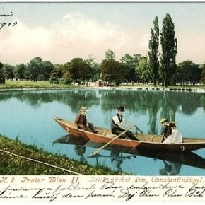 Konstantinhügel, 1905