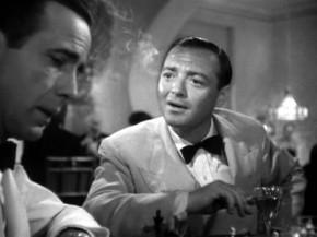 Peter Lorre, Casablanca