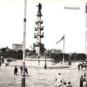 Praterstern, ca. 1916
