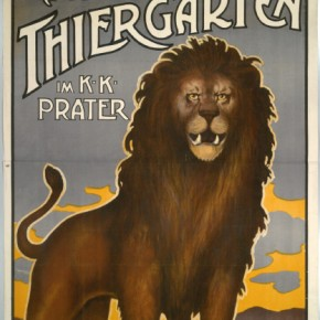 Emil Ranzenhofer: Tiergarten im Prater, 1910