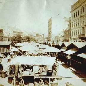 Rochusmarkt, 1910