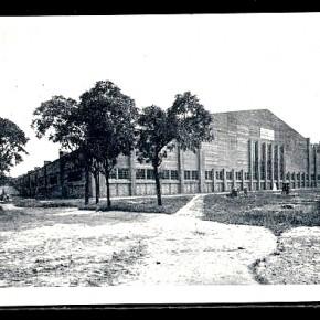 Sängerhalle, Jesuitenwiese, 1928