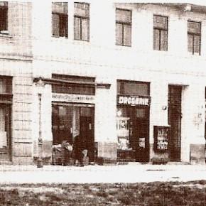 Schüttelstraße 73-75, um 1930
