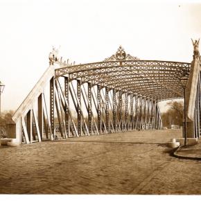 Sophienbrücke/Rotundenbrücke, ca. 1873
