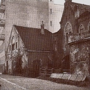 Neuer Wiener Tattersall, Böcklinstraße 24, ca. 1950