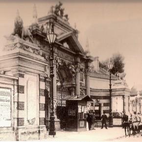 Tiergarten am Schüttel, um 1900