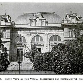 Biologische Versuchsanstalt (Vivarium), 1911