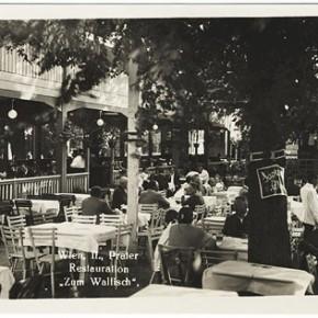 """Restaurant """"Zum Walfisch"""", 1935"""