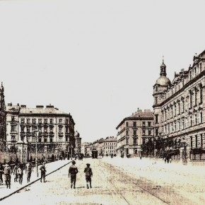 Wittelsbachstraße, 1905