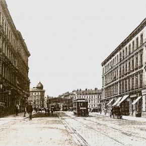 Wittelsbachstraße, ca. 1910