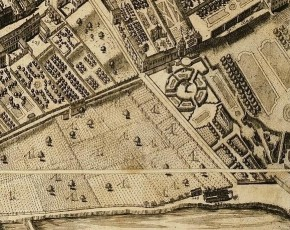 Im Flug über das barocke Wien: Die faszinierende Vogelschaukarte des Joseph Daniel von Huber, 1769-1778