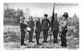 Die Kinder, der Krieg und der Prater (1915)