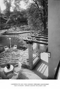 Was vom Tage übrig blieb. Villa Putz, Sportklubstraße 8 (1933)