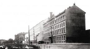 Spurensuche im Neuen Wiener Tattersall: Die Tragödie der Familie Schlesinger, Schüttelstraße 19a/Böcklinstraße 24 (1885-1938)