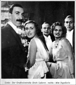 Verein der Freunde asiatischer Kunst und Kultur in Wien, Mitgliederliste 1931