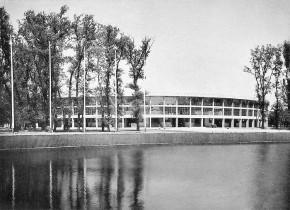 Praterstadion, 1931