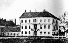 Mary Dear am Donaukanal: Die Häuser der Familien Vetsera und Baltazzi, Schüttelstraße 7-9 (ehemals 11, ab 1870) und Praterstraße