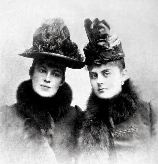 Marie von Larisch-Wallersee und Mary Vetsera