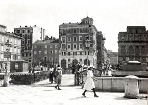 Joyce, Triest und die Creditanstalt: Die Familie Blum-Gentilomo, Böcklinstraße 8 (?) und 12 (ca. 1908-1929)
