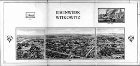 Die Witkowitzer Eisenwerke - Denkschrift 1928
