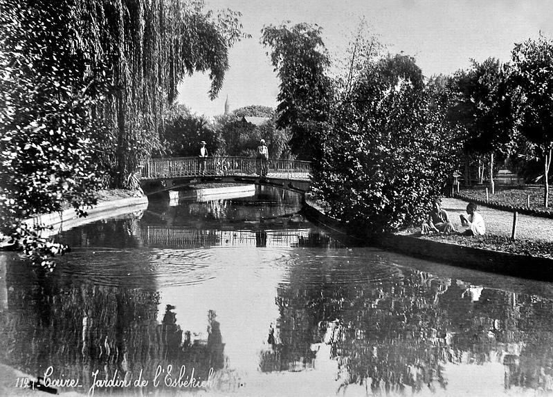 Jardin de l'Esbekieh, Kairo