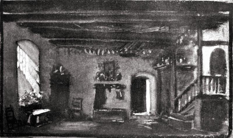 Alfred Roller: Bühnenbild Fidelio