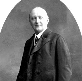In der Hitze des Augenblicks: Alexander Haydter, Böcklinstraße 90(ca. 1906-1909)