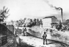 20. Mai 1867: Generalversammlung der Wiener Dampfmühlen-Aktiengesellschaft, Schüttelstraße 19