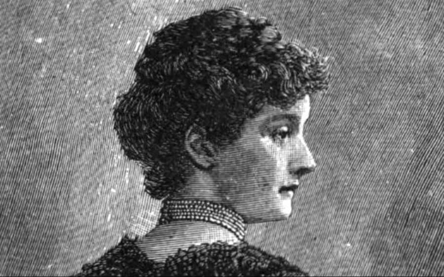 Dorothea Gerard, 1893