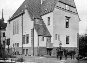 Franz Kafkas Wiener Verwandtschaft: Richard Lanner, Rustenschacherallee 30 (1906–1923), Teil 2