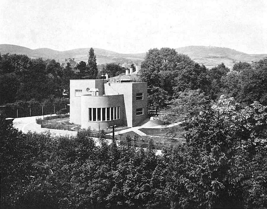 Villa Auspitz, Hohe Warte, 1930