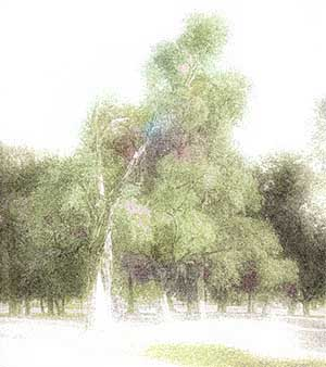 [Waldmüller/Praterbäume]